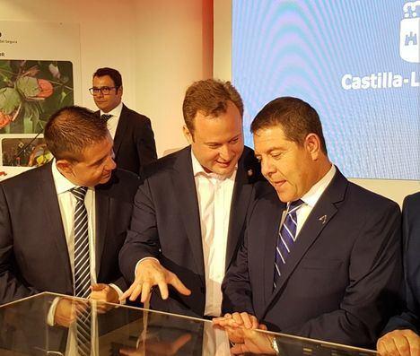 El presidente de Castilla-La Mancha se reúne este lunes en Albacete con el alcalde de la ciudad, Vicente Casañ