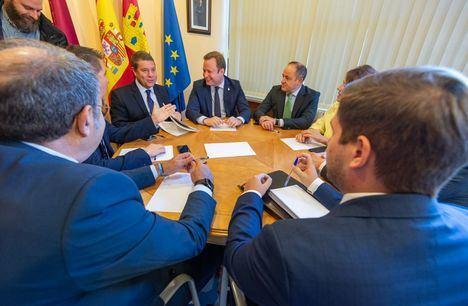 Vicente Casañ confirma que el Ayuntamiento de Albacete se sumará al Plan de Empleo impulsado por el Gobierno de Castilla-La Mancha