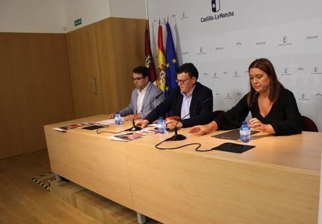El Gobierno regional y el Ayuntamiento de Albacete animan a la ciudadanía a participar de la V Semana Europea del Deporte