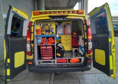 Fallece un trabajador y tres resultan heridos al recibir una descarga eléctrica en Albacete