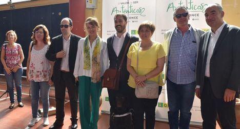 El Gobierno de Castilla-La Mancha participa en el acto institucional del día de la ONCE en la región