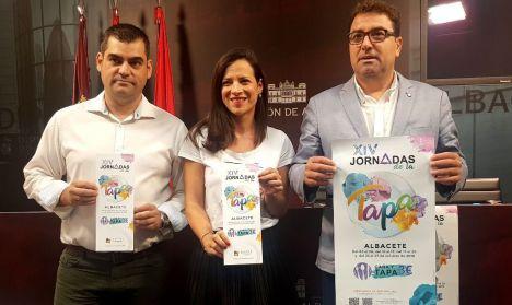 Las Jornadas de la Tapa en Albacete, listas para ser un año más un gran reclamo turístico del mes de octubre en la provincia