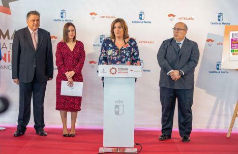 195 expositores se darán cita en la 39 edición de la Feria de Artesanía de Castilla-La Mancha, FARCAMA, que adquiere impulso internacional