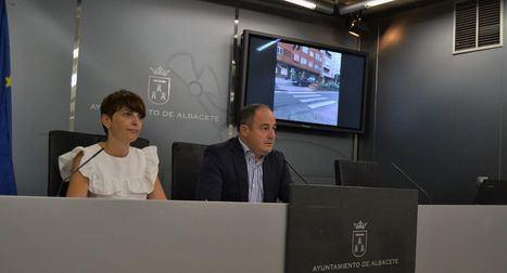 El Ayuntamiento de Albacete diseña un conjunto de medidas para mejorar la seguridad vial en la Carretera de Jaén