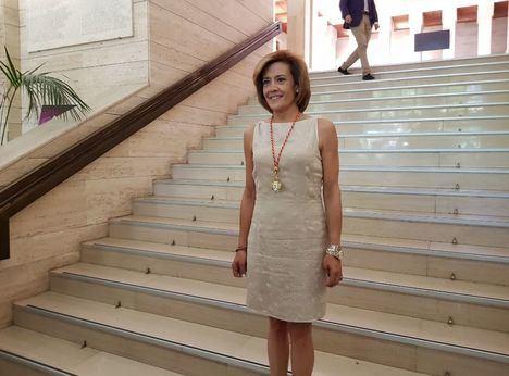 Rosario Velasco, concejala del Ayuntamiento de Albacete, ha dejado su cargo como presidenta de VOX en Albacete
