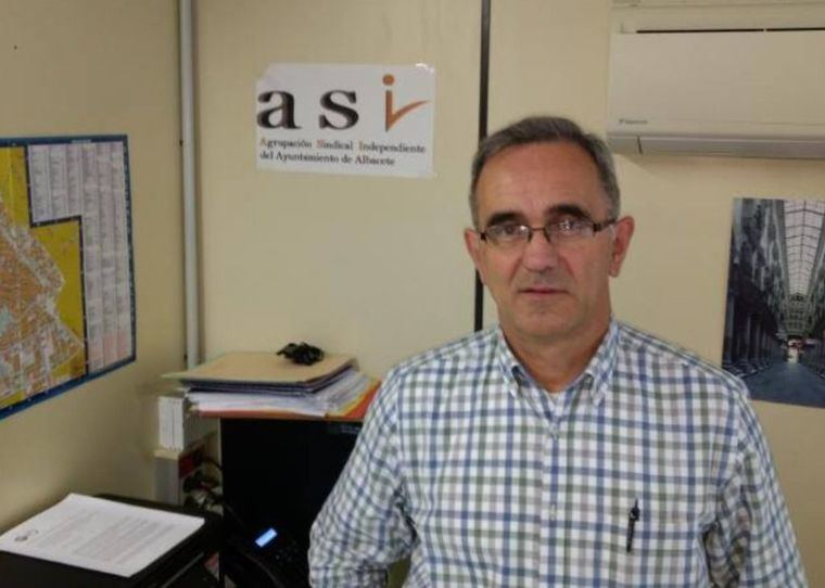 Jesús Corella García es el nuevo presidente de la gestora de VOX en Albacete, tras la dimisión de Rosario Velasco