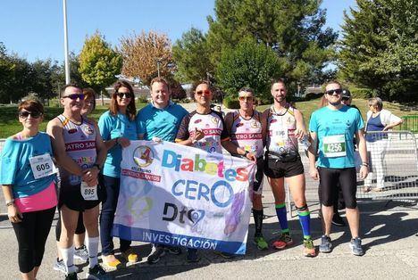 Más de 1.500 corredores han 'plantado cara' a la Diabetes en el Barrio de Medicina en Albacete