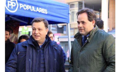 Manuel Serrano será segundo por Albacete al Congreso de los Diputados, Vicente Tirado repite por Toledo