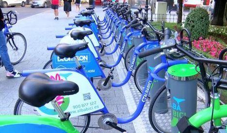 Se solicitará a la empresa del préstamo de bicis que subsanen todas las deficiencias
