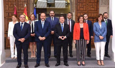 El Gobierno de Castilla-La Mancha destaca que el diálogo y la estabilidad política y social han marcado sus primeros 100 días
