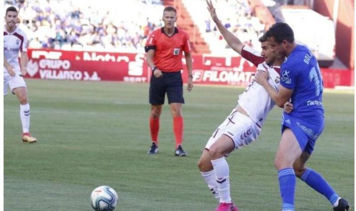 1-2. El Albacete pierde ante el colista tras una segunda parte lamentable