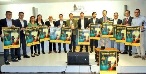 Con la presencia de Diputación, Ayuntamiento y Junta, se presenta la edición XXI de Abycine, el Festival Internacional de Cine de Albacete