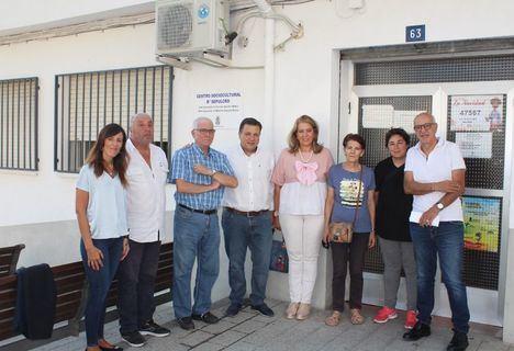 Manuel Serrano anuncia que el Grupo Popular pedirá la construcción de un nuevo centro socio-cultural para el barrio Sepulcro-Bolera