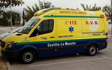 Muere un motorista de 61 años al chocar frontalmente con un turismo en Paterna del Madera