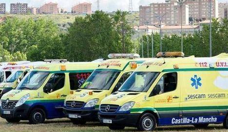 El SESCAM anuncia que rescindie los contratos del servicio de ambulancias en Albacete, Ciudad Real y Guadalajara