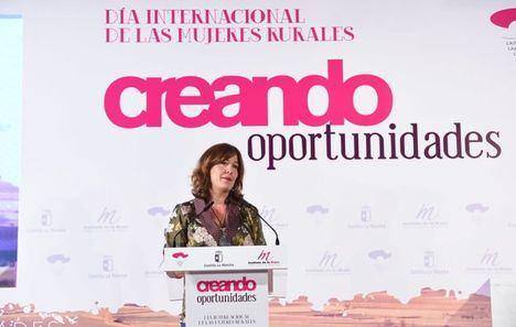 El Estatuto de la Mujer Rural de Castilla-La Mancha se aprobará en noviembre