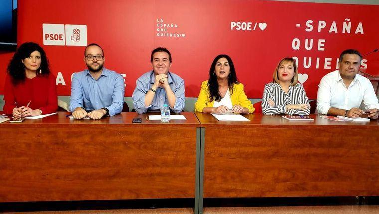 """El secretario general del PSOE en Albacete, Santiago Cabañero, llama a la movilización del electorado de izquierdas """"para garantizar los servicios públicos"""""""