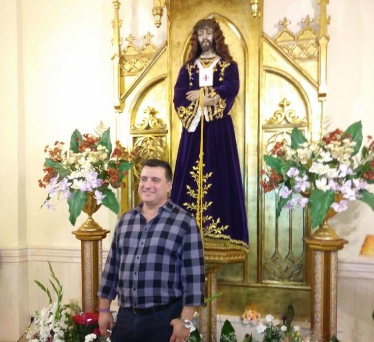 José Aurelio Martínez Medina, reelegido Hermano Mayor de la Archicofradía de Nuestro Padre Jesús de Medinaceli de Hellín sin ningún voto en contra