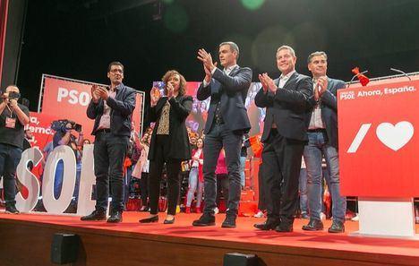 García-Page llama a votar el 10-N y asegura que el PSOE es el único partido en condiciones de afrontar la situación