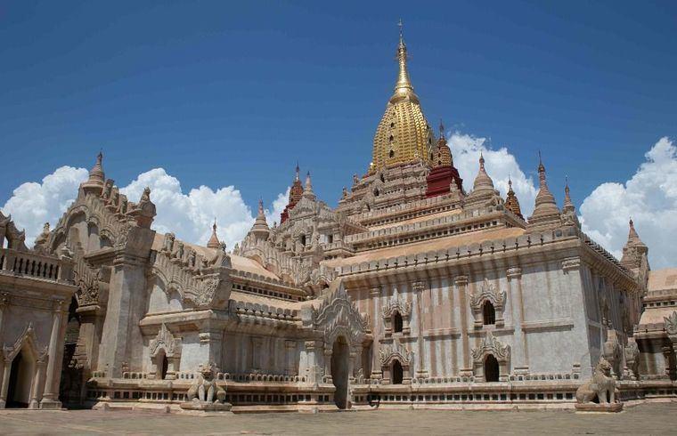 Templo Ananda – Bagan. (Fotos: Nuria Alberti)