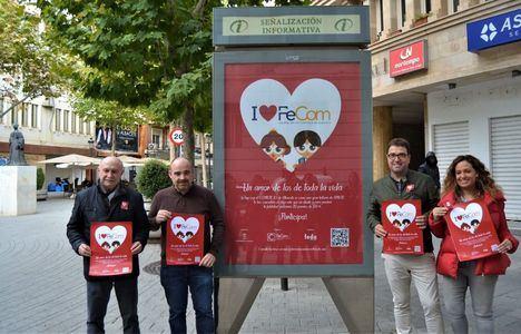'I Love FECOM', una campaña de concienciación sobre la importancia de consumir en el comercio local