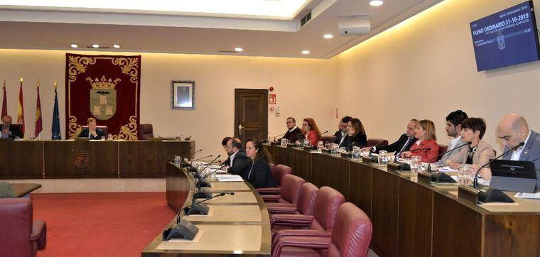 El Pleno acuerda solicitar al Gobierno de Castilla-La Mancha que los Presupuestos Regionales contemplen en 2020 la partida necesaria para la ampliación del Hospital de Albacete