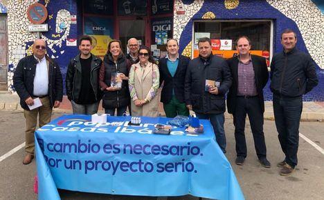 """Carmen Navarro: """"Las elecciones del 10-N son una oportunidad para sacar a Sánchez de Moncloa y pasar de la recesión al crecimiento económico y el empleo"""""""
