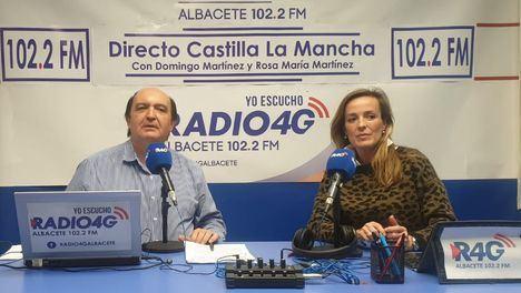 Carmen Navarro, candidata del PP ha señalado que los 'populares' están
