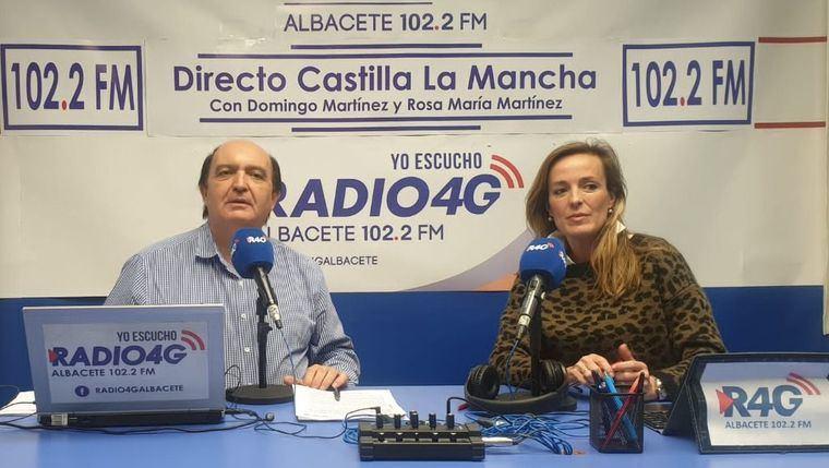Carmen Navarro, candidata del PP ha señalado que los 'populares' están 'recuperando la confianza de todos los españoles'
