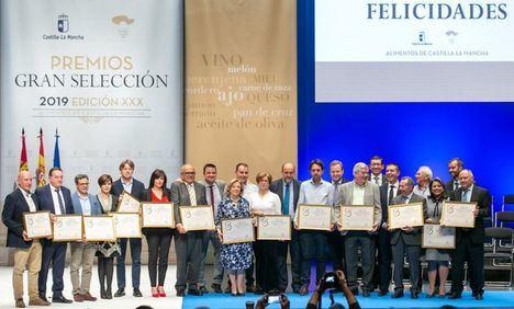Entrega de los premios de la XXX Gran Selección de Castilla-La Mancha en Albacete