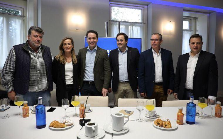 García Egea critica a Ciudadanos por entregarse a Page y 'traicionar' a Castilla-La Mancha
