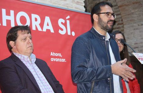El PSOE llama a la movilización progresista para garantizar las pensiones y su revalorización