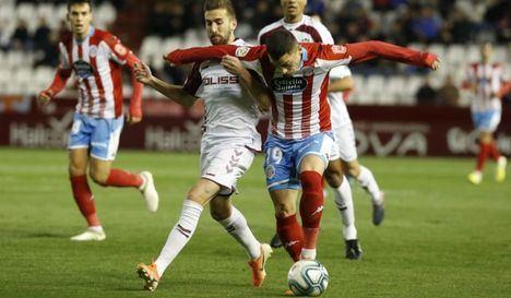 0-1. El Albacete encaja su segunda derrota consecutiva ante el Lugo