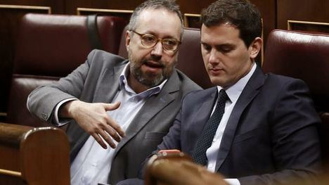 """Girauta también anuncia que se retira: """"Yo sin Rivera tampoco quiero estar en política"""""""