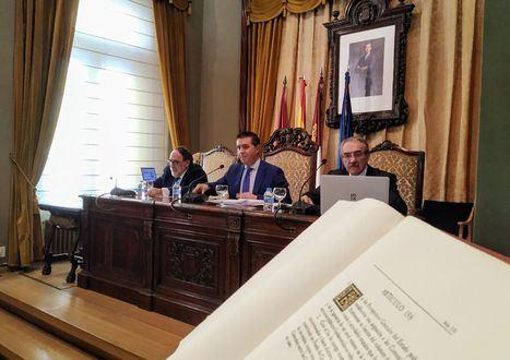 El Pleno de la Diputación de Albacete da luz verde a siete convenios de colaboración con diferentes ayuntamientos y entidades