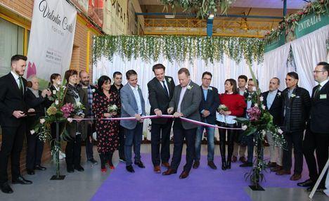 El alcalde destaca la consolidación de 'Celebralia' en la inauguración de esta feria de bodas y celebraciones