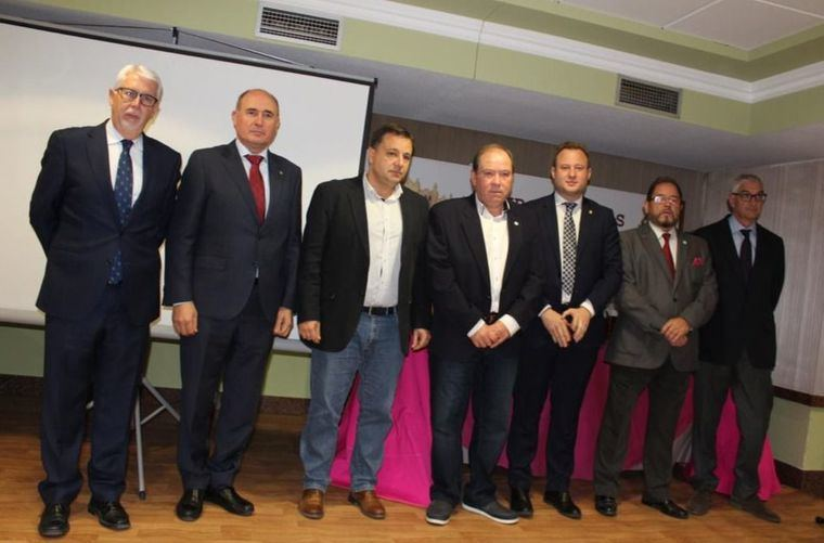 Entrega de los premios del Club de Abonados de la Plaza de Toros de Albacete