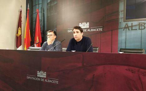 Diputación y Junta invertirán casi 600.00 euros para el desarrollo del programa de fomento del deporte en edad escolar 'Somos deporte 3-18'