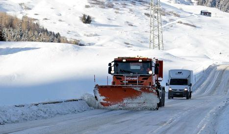 La región ya está preparada para la campaña de invierno con 700 trabajadores, 168 quitanieves y 36 plantas de salmuera
