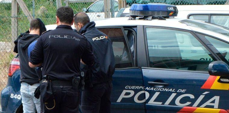 La Policía Nacional de Albacete detiene a un ladrón especializado en robos con fuerza en chalets