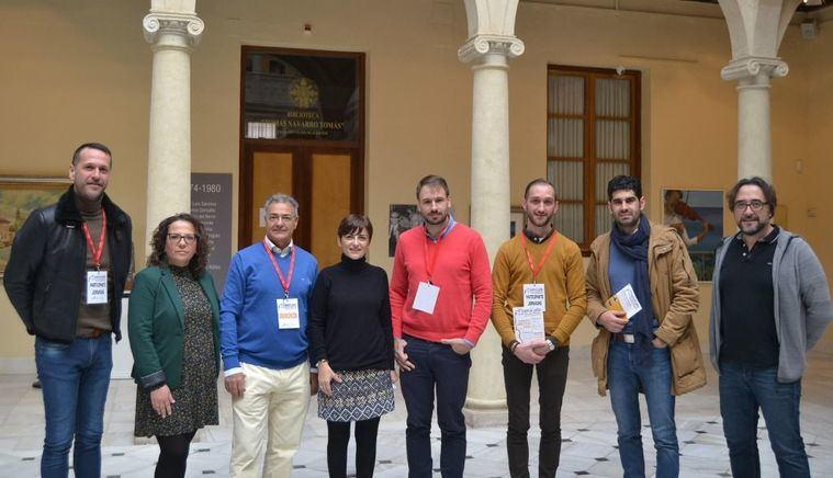 La concejala de Barrios y Pedanías, Ana Albaladejo, ha inaugurado las Jornadas de Tradición Cultural, dentro del 19º Encuentro de Cuadrillas en el Llano de Albacete