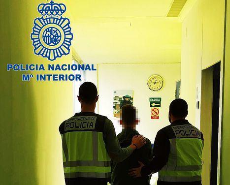 La Policía Nacional detiene a los dos autores de una agresión con arma blanca con la que se saldó una compraventa de droga