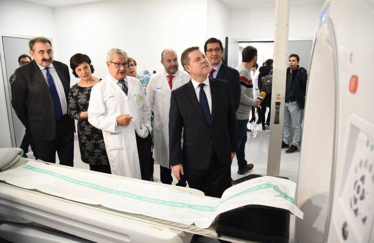 El Gobierno regional incorpora la tecnología más avanzada en Medicina Nuclear para Castilla-La Mancha
