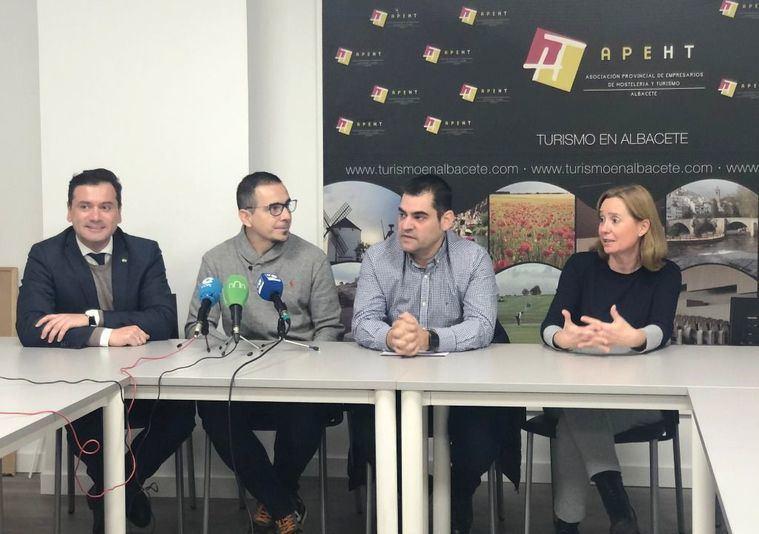 El Restaurante Cuerda, ganador de las XIV Jornadas de la Tapa de Albacete