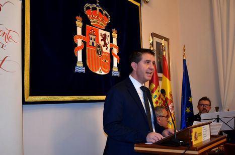 Santiago Cabañero refrenda el papel referente de las Diputaciones, amparado en el artículo 141 de la Constitución Española