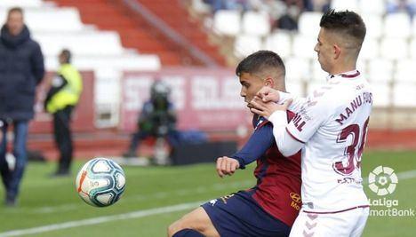 1-1. El Albacete desaprovecha un penalti y termina empatando con el Extremadura