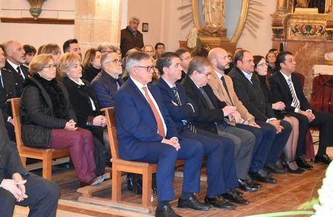 Santiago Cabañero valora la importancia de la recuperación del Monasterio de los Padres Franciscanos de Hellín