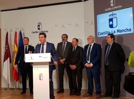 Santiago Cabañero participa en la creación de la comisión de seguimiento de las obras del Hospital de Albacete