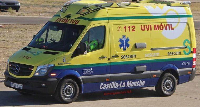 Fallece un hombre en Albacete atropellado cuando bajó a comprobar una avería en su vehículo