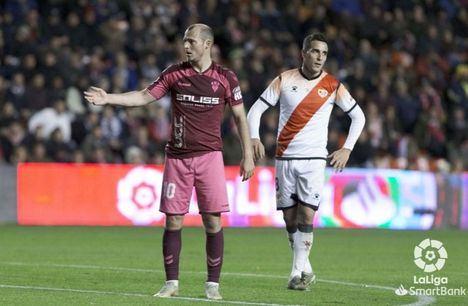 Suspendido el partido Rayo - Albacete por insultos a Zozulia